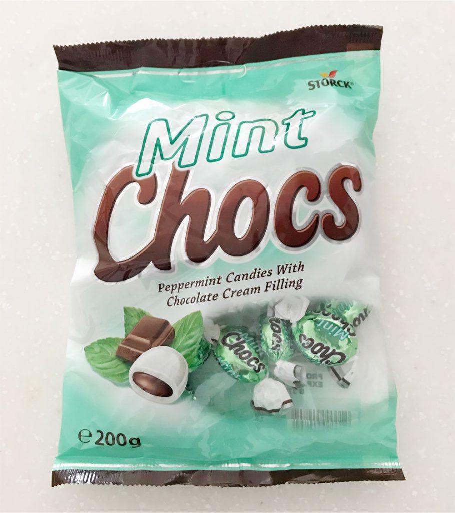 ミントチョコキャンディ