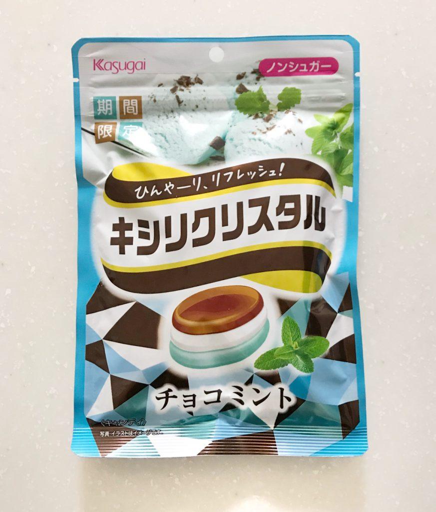 キシリクリスタル チョコミント